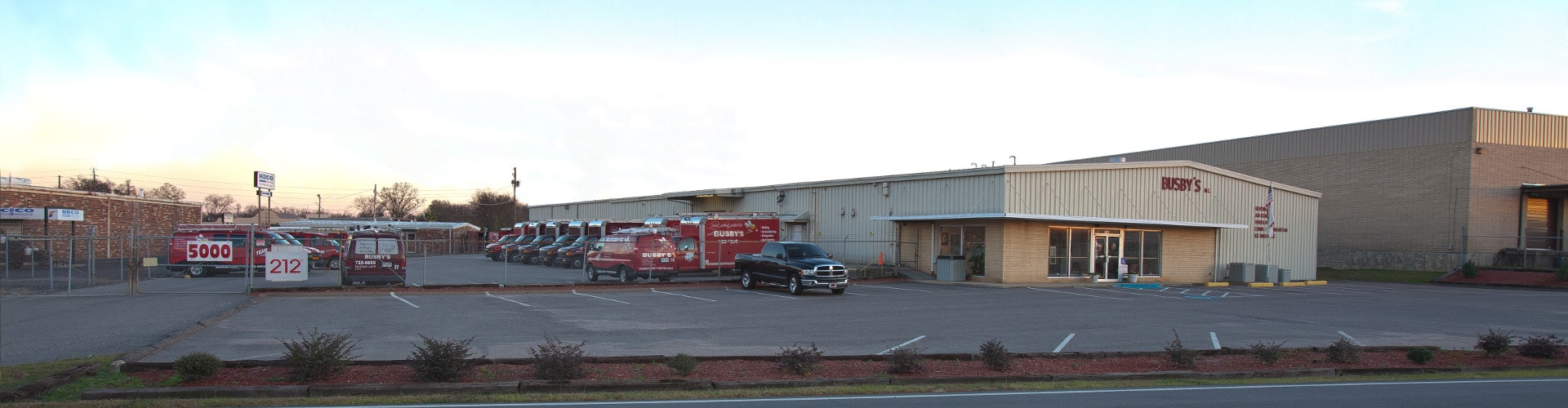Busby's Main Office | Busby's Heating and Air Augusta GA